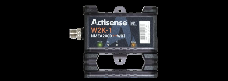 W2K-1 fra Actisense viser vigtige data fra din båd på mobil eller tablet