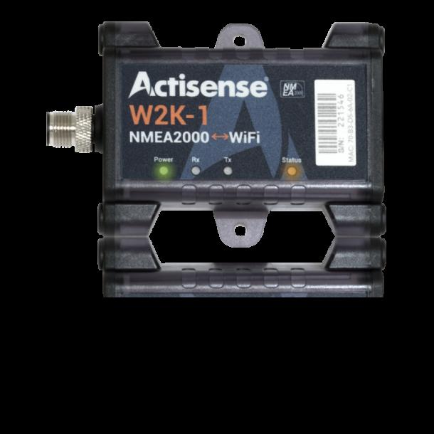 NMEA2000 til NMEA1083 WiFi Gateway